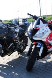 Nowy wygląd naszych motocykli !! WRAP GARAGE Gdańsk !